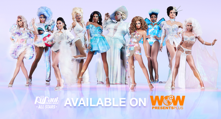 5 Reasons to Watch All Stars 4 and the Christmas Special on WOW Presents Plus
